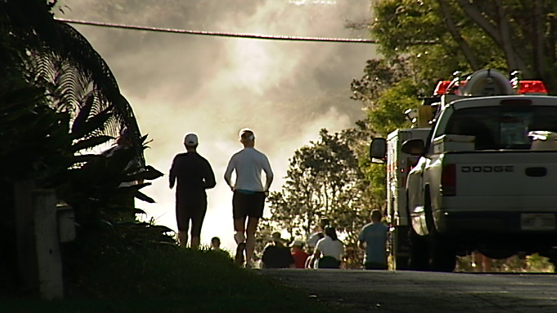 VIDEO: 2008 Volcano Marathon
