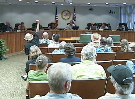 VIDEO: $56 million bond vote delayed till new Hawaii Council