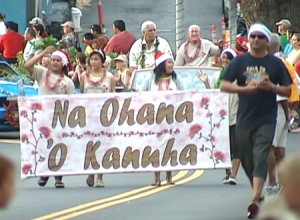 Kona Christmas Parade