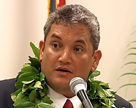 VIDEO: Hawaii County first state of the county address, twice!