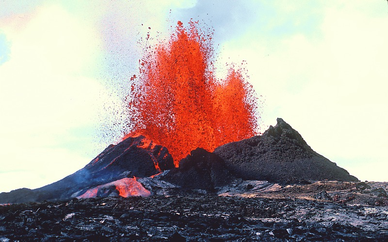 28 year East Rift Zone eruption subject of Volcano talk