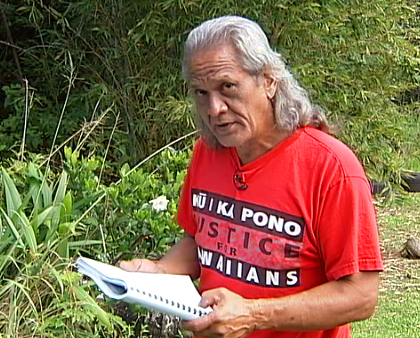VIDEO: Military's Mauna Kea helicopter plan draws more criticism