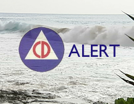 West Hawaii high surf warning predicts 12 to 22 foot waves