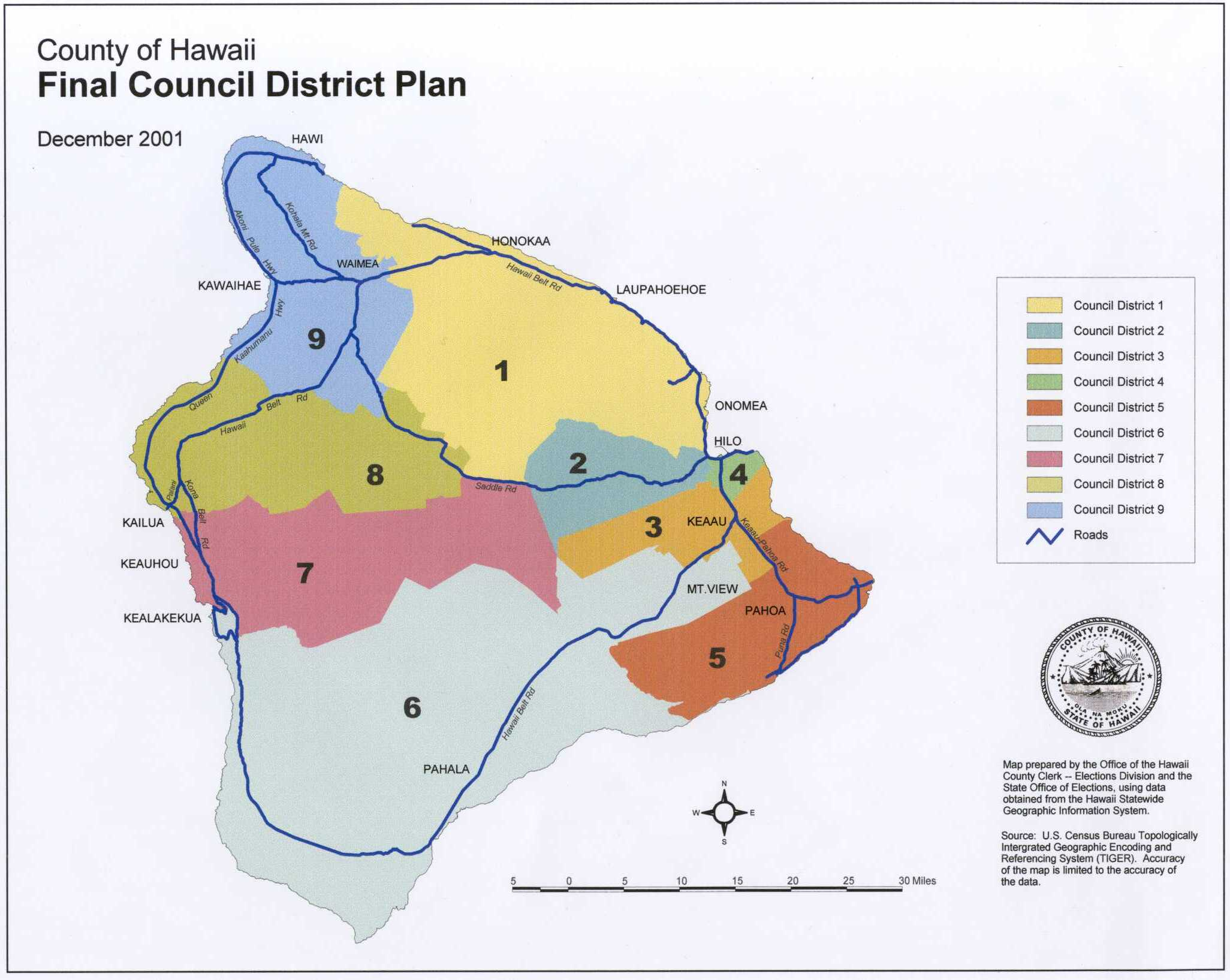 VIDEO: Hawaii County redistricting controversy begins