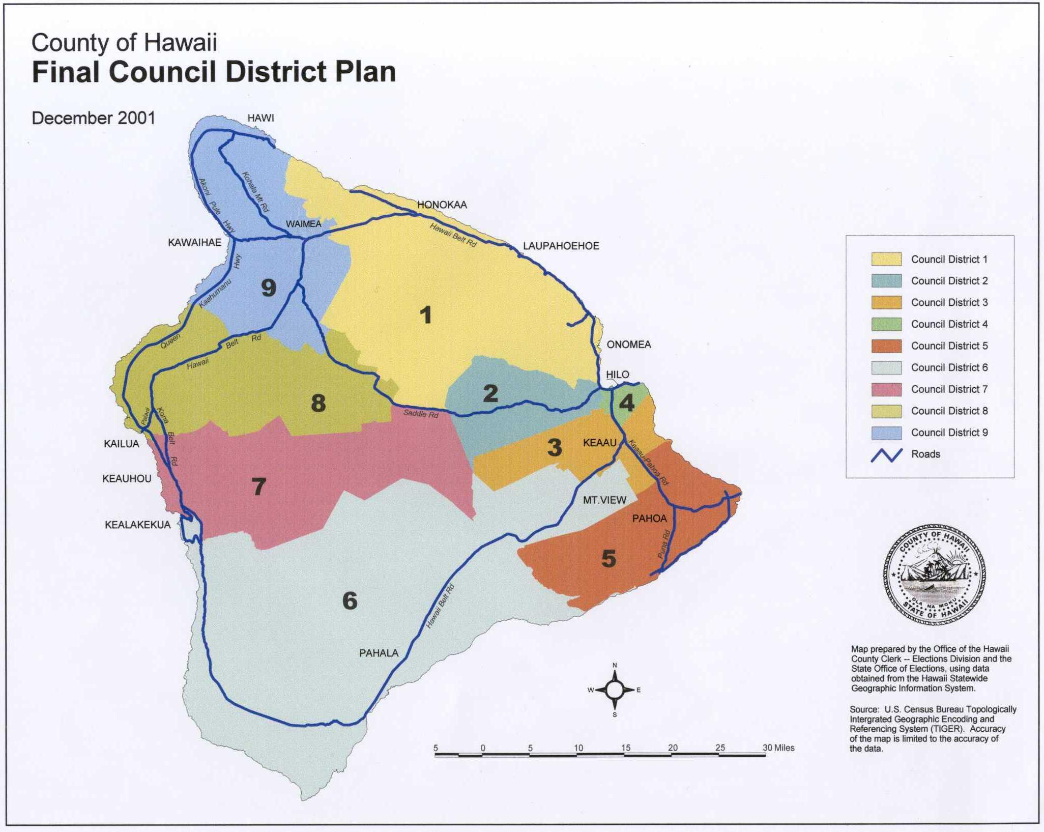 Population Of Hawaii Big Island