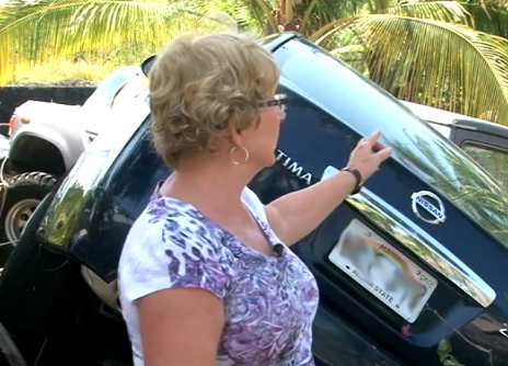 VIDEO: Kona tsunami survivor story, car tossed by waves
