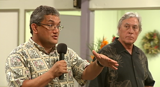 VIDEO: Lindsey Road, Waimea Greenways at mayor's talk story