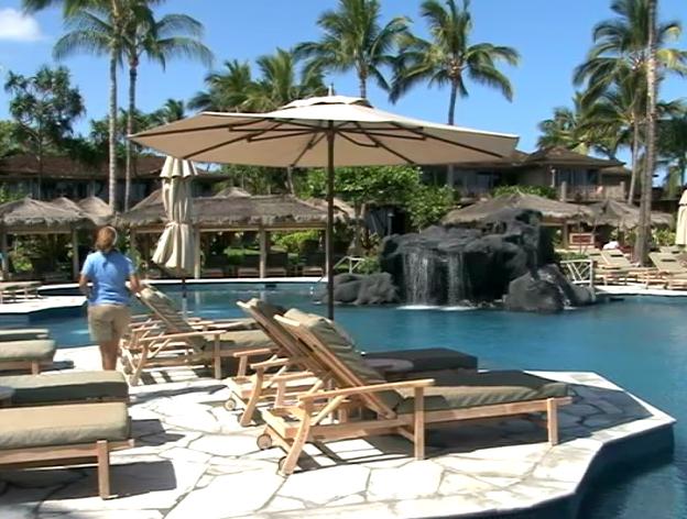 VIDEO: Four Season Hualalai reopens after Kona tsunami