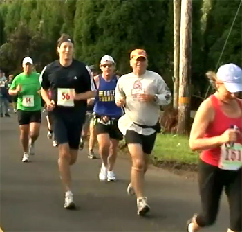 Volcano update: Rainforest Run keeps tradition going