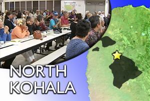 NORTH KOHALA: Waimea community meeting, Nov. 3rd