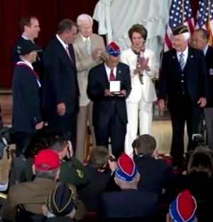 HAMAKUA: WWII 442nd Vets honored in Washington | VIDEO