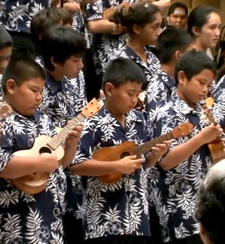 VIDEO: Lokahi Giving Project at Prince Kuhio in Hilo