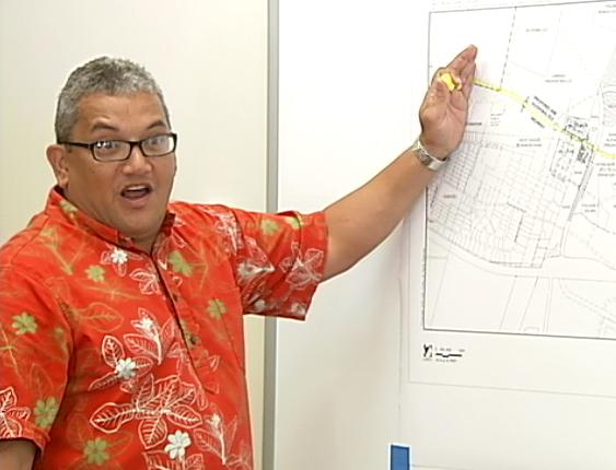 VIDEO: Hawaii mayor beams over Kona highway