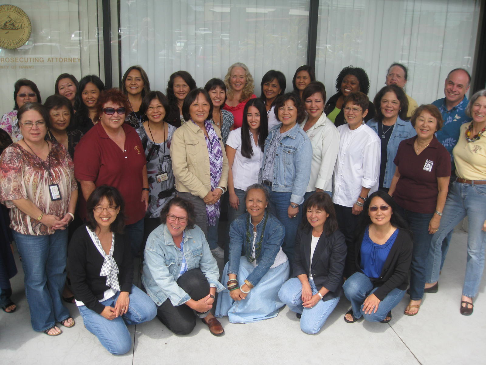 Denim Day brings Zonta Club together with Prosecutor's office