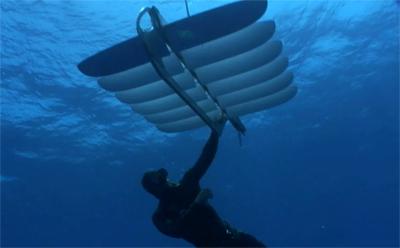 VIDEO: Wave Gliders launch off Big Island
