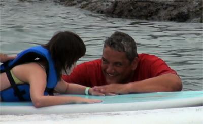 VIDEO: Surf with Aloha at Kahaluu