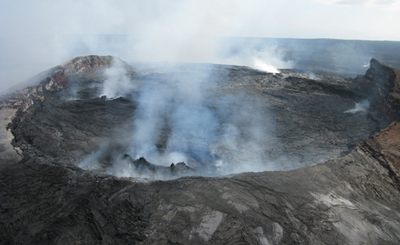 "VOLCANO WATCH: Is Kilauea conjuring ""plans"" for summer?"