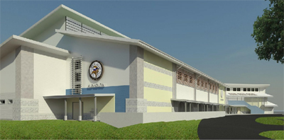 $3 million for Hilo High Gym in $26.8 million release