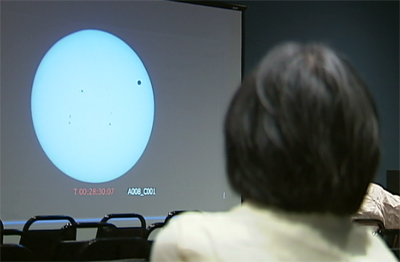 VIDEO: Visitors hit Hawaii for Transit of Venus