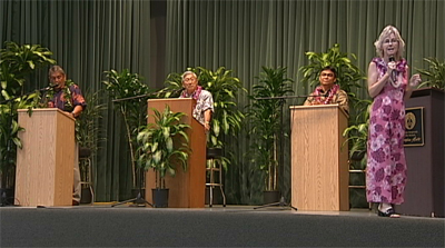 SPECIAL VIDEO SECTION: Mayor forum at Sangha Hall