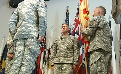 VIDEO: Change of Command at Pohakuloa Training Area
