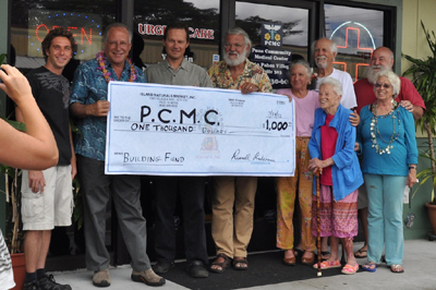 VIDEO: Puna Community Medical Center donation