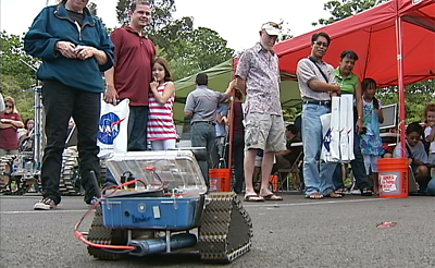 VIDEO: NASA finishes Big Island lunar experiments