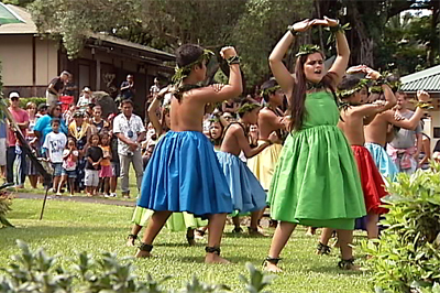 VIDEO: Queen Liliuokalani Festival held in Hilo