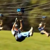 A new zipline audit finds no state regulation needed - or even possible.