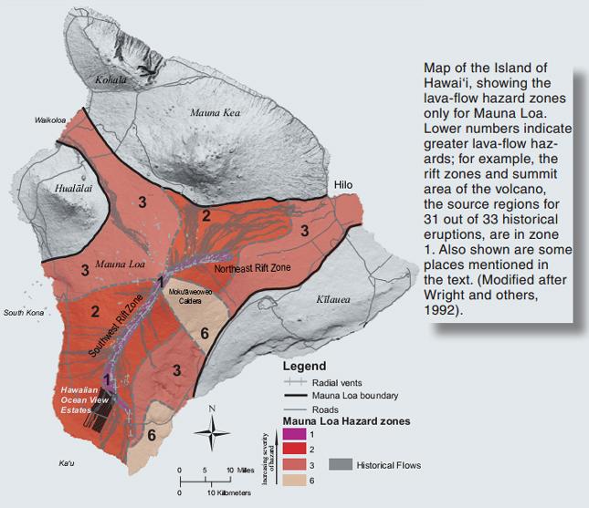 mauna loa eruption 1984 case study