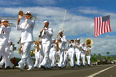 VIDEO: Veterans Day parade in Hilo