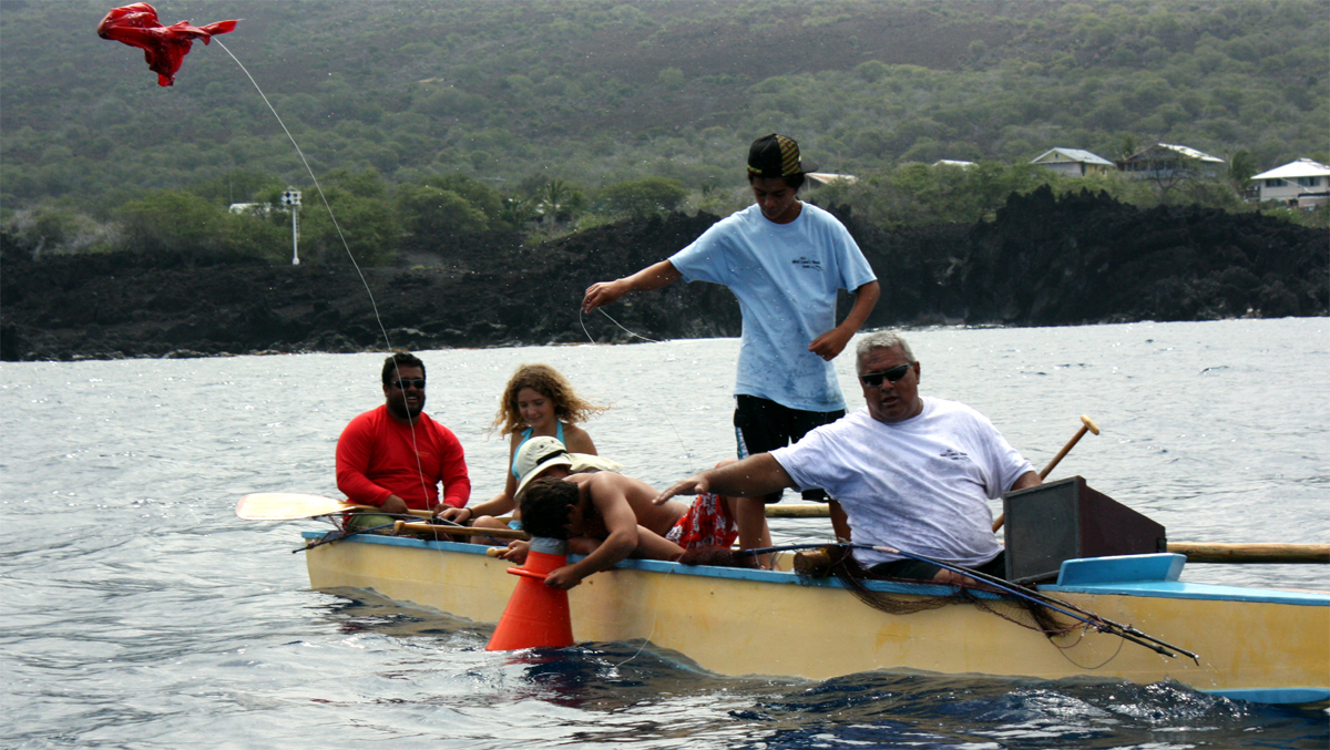 Milolii fishing culture gets 140 000 oha grant for Fishing big island hawaii