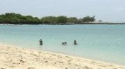 File image of Mahaiula Beach section of Kekaha Kai State Park