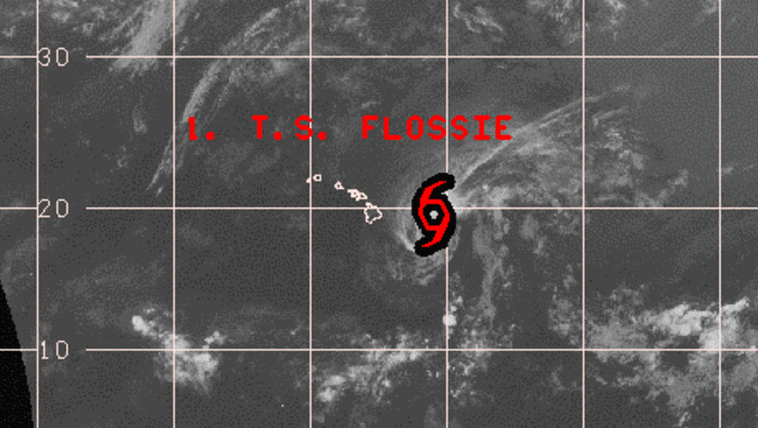 Hawaii County plans as Tropical Storm Flossie maintains strength