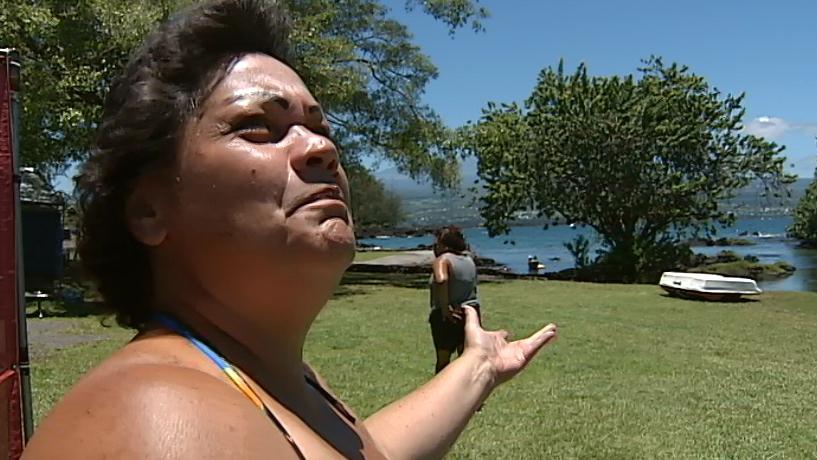 VIDEO: Hilo prepares for Tropical Storm Flossie