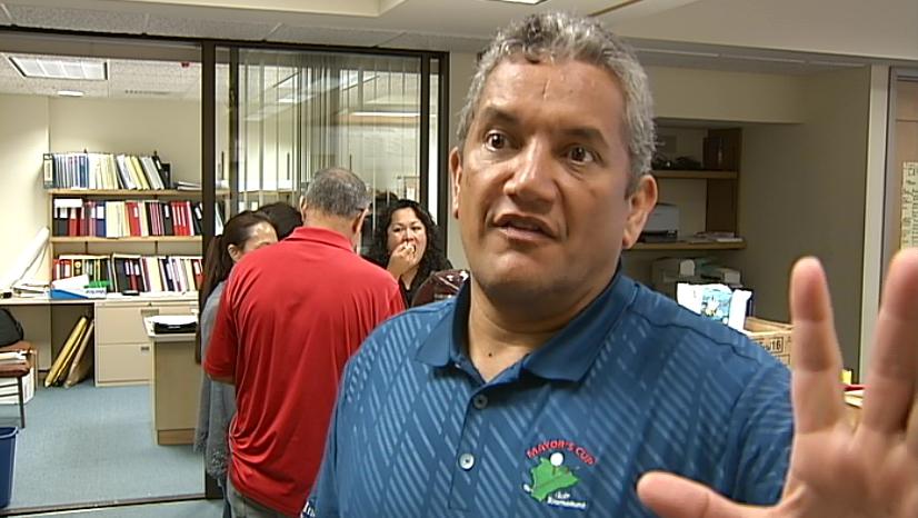 VIDEO: Hawaii County Mayor updates on Flossie