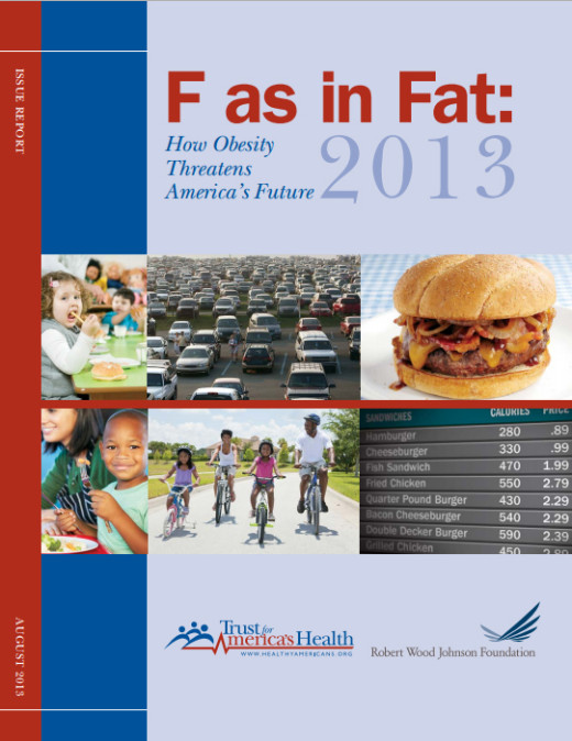 "Cover of new ""F as in Fat"" report"