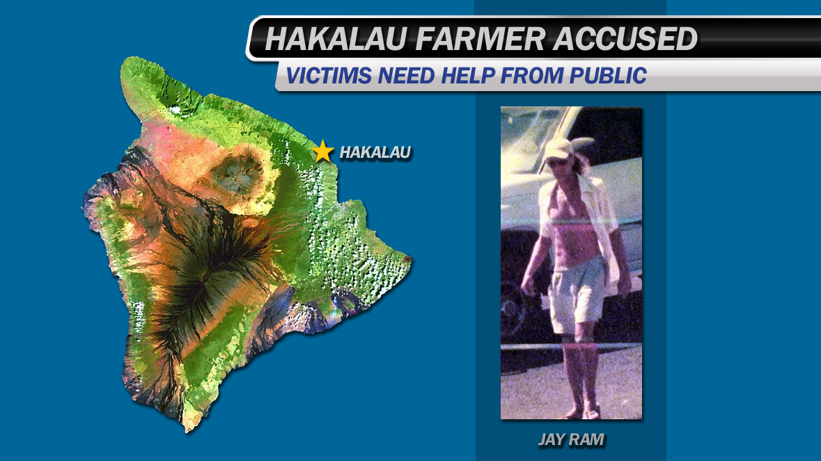 VIDEO: Former Hakalau farmer faces sexual abuse accusations