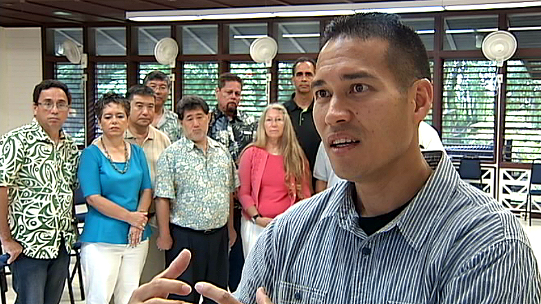 VIDEO: Faith-based leaders discuss Hawaii's same sex marriage bill
