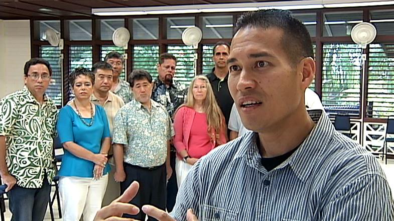 VIDEO: Faith-based leaders discuss Hawaii's same sex marriage bill