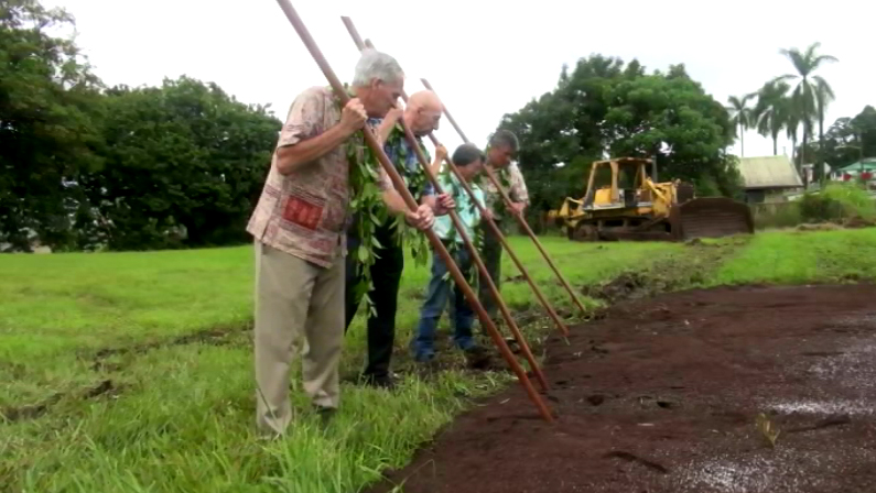 VIDEO: HMSA breaks ground in Keaau