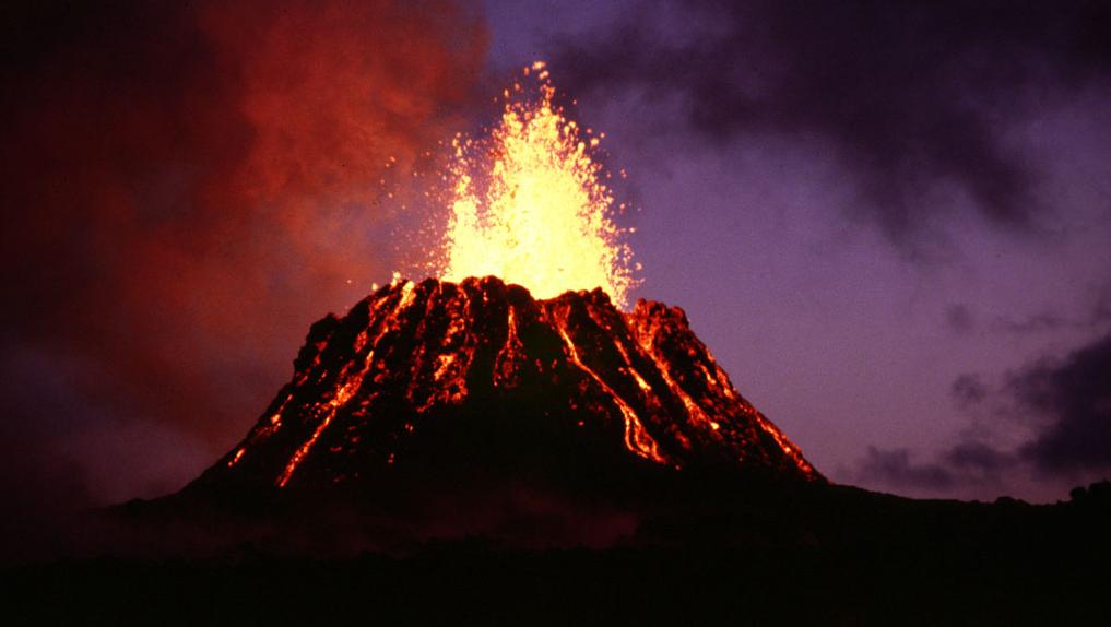 History of Hawaii's 31 year Kilauea eruption