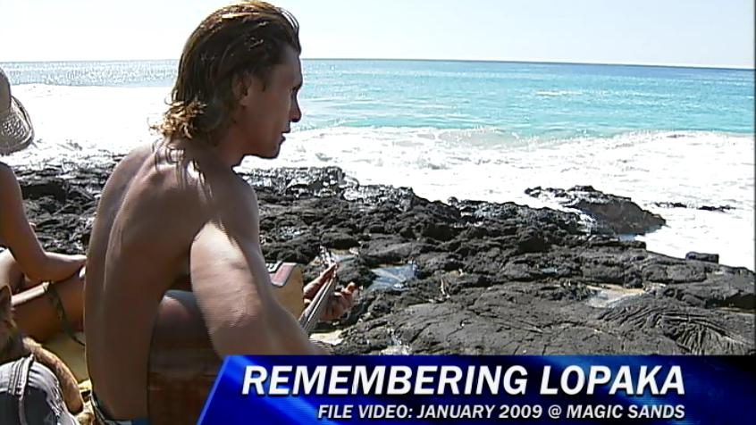 Remembering Lopaka Ryder