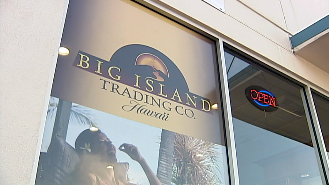 VIDEO: Big Island Trading Company opens
