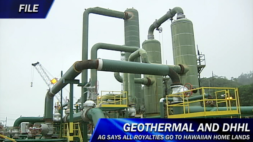 VIDEO: Kuhio Day follow-up to geothermal DHHL opinion