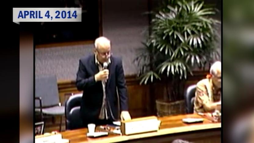 VIDEO: Sen. Ruderman floor statement on Richard Ha