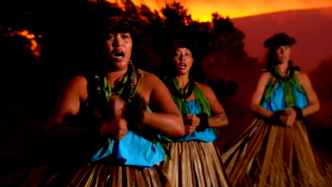 VIDEO: VolcanoScapes film features hula, other lava lovers