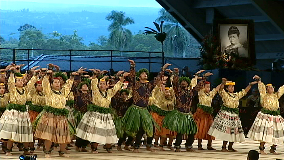 VIDEO: 2014 Merrie Monarch Festival Hoike night thrills