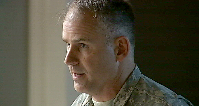 Lt. Col. Eric Shwedo