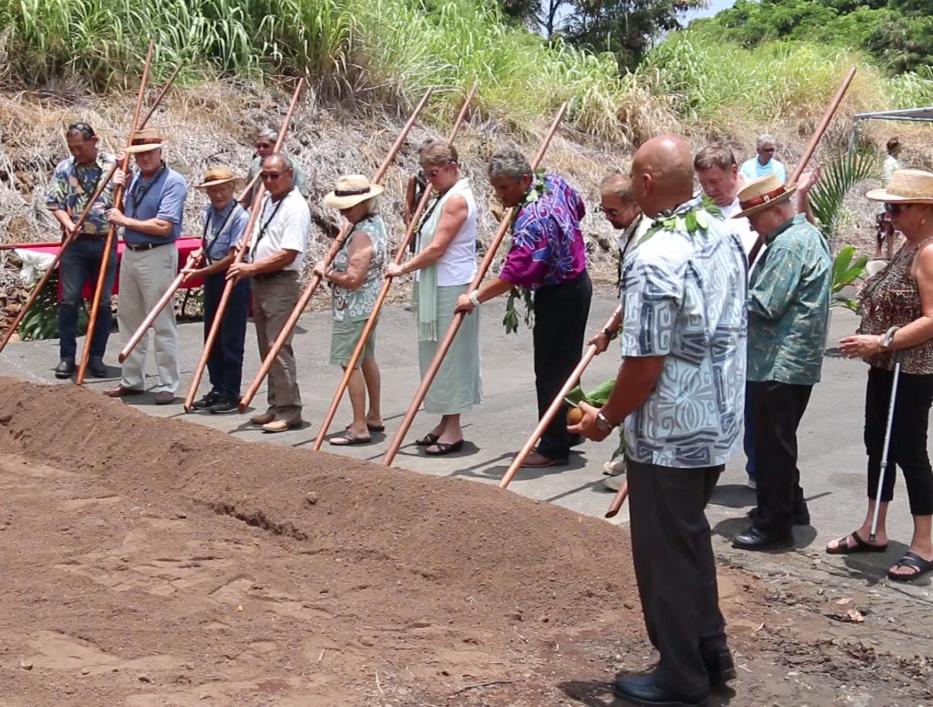 VIDEO: Mamalahoa Bypass Southern Segment Breaks Ground in Kona